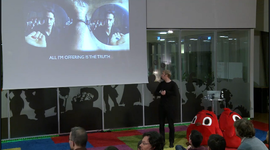 The Techtalk video of Emil Eifrem is online!